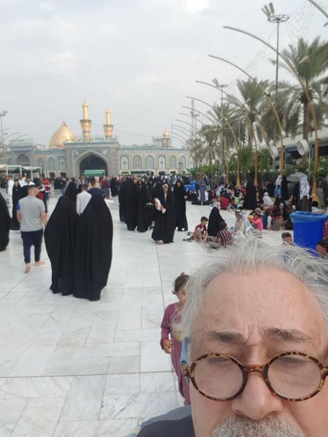 İmam Abbas'ın Türbesi, Kerbela, Irak
