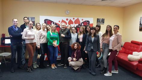 Girişimci Kadın Kulübü_Minsk_Kasım 2019