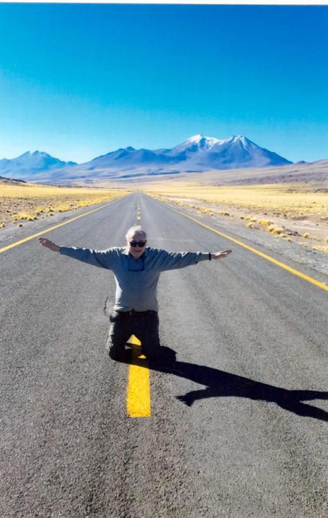 Şili-Atacama Çölü