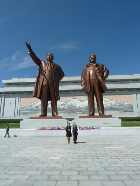Kuzey Kore-Pyongyang