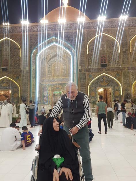 İmam Ali Türbesi, Necef, Irak