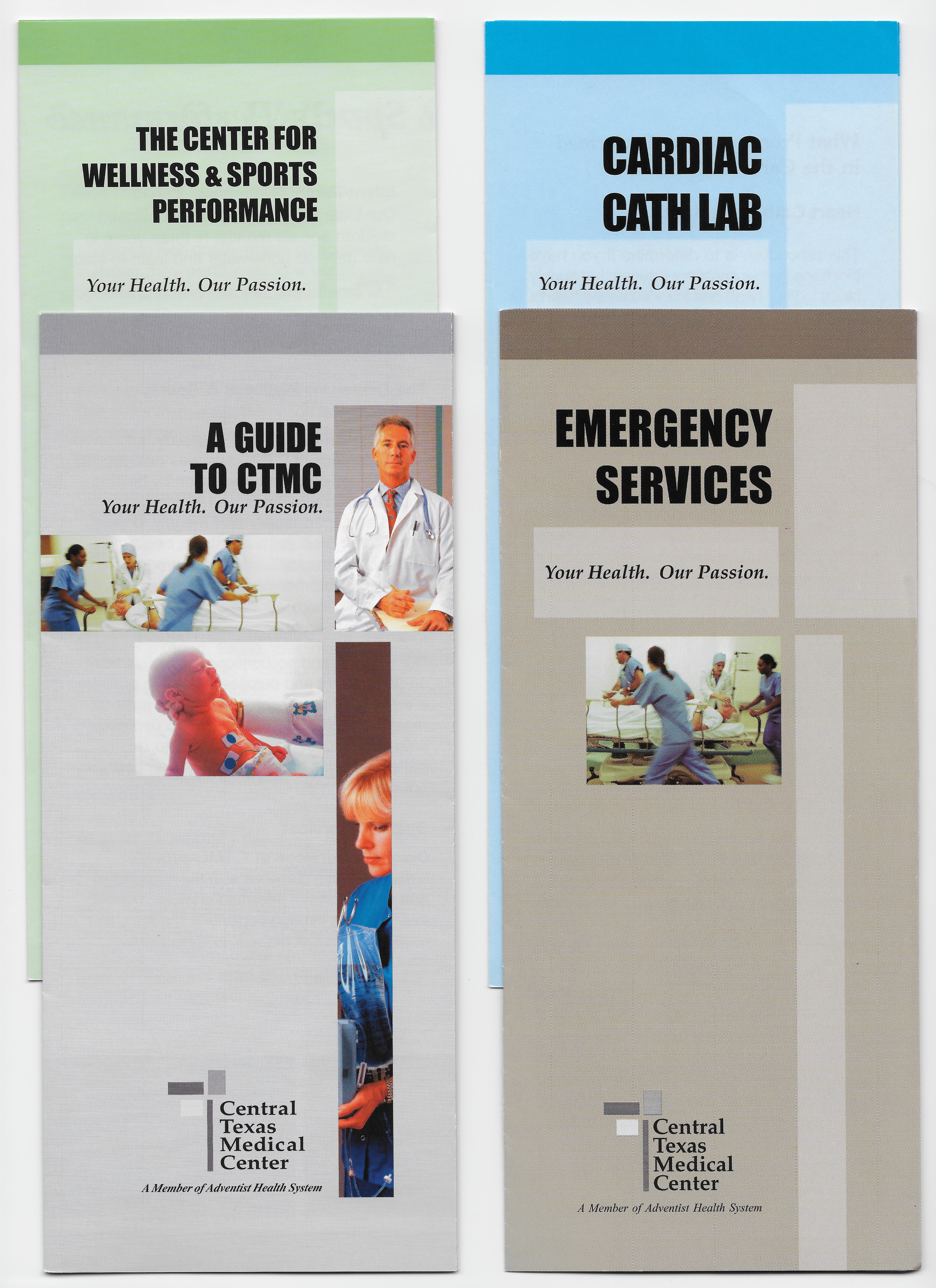 Hospital Brochures