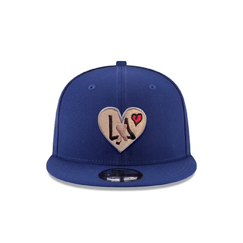 "WHP "" HEAL HEART"" NEW ERA CAP 9FIFTY SNAPBACK"