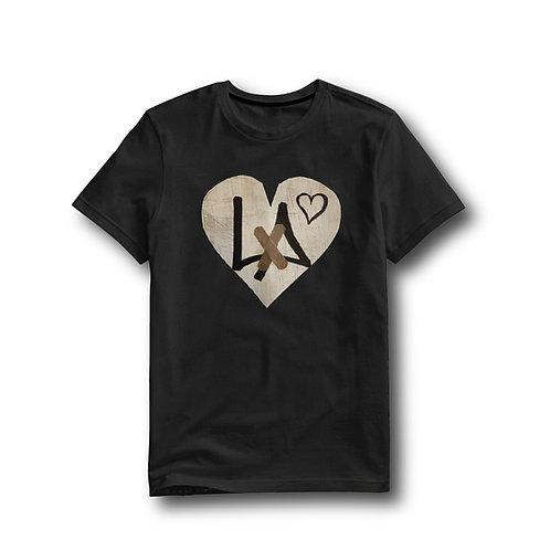 HEAL HEART T-SHIRT [LA]