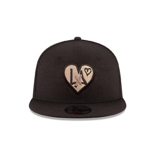 """WHP """" HEAL HEART"""" NEW ERA CAP 9FIFTY SNAPBACK"""