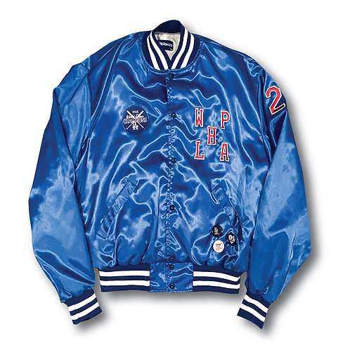 [WE] PURPOSE DODGERS VTG CHAMPS JKT
