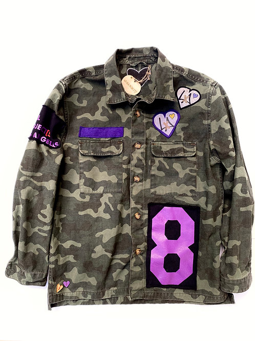 [WE] PURPOSE BDU SHIRT JACKET