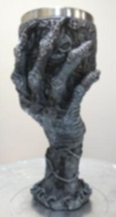 Baphomet Goblet finished