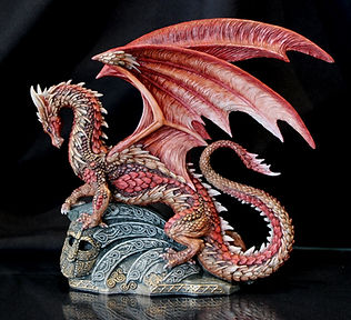 Dragons, Staffordshire Hoard, Hoarder, Andrew Bill, sculpture