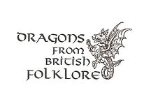 Dragons from British Folklore, Andrew, Bill, sculpture, art