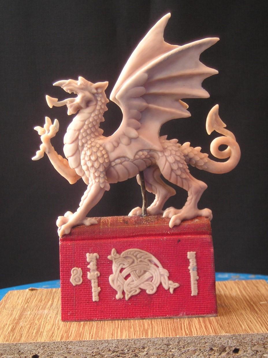 Red Dragon wax