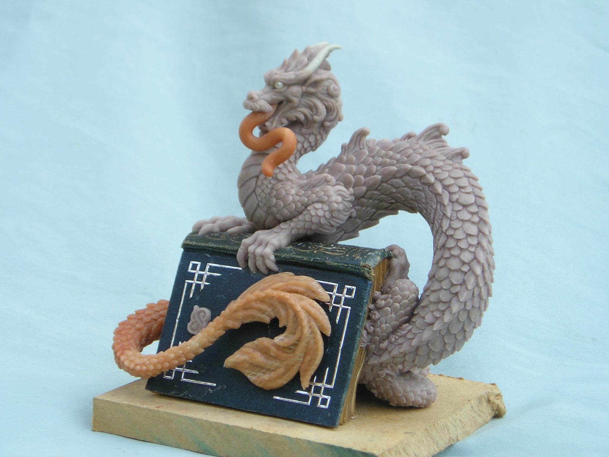 Crouching Dragon Hidden Tiger wax