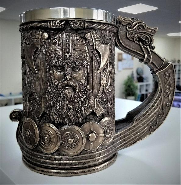 Viking Tank Bronze