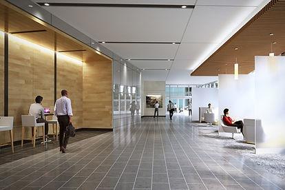 Three Franklin Park planned office development