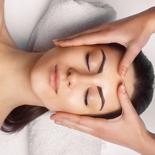 Massagem Facial Aromática