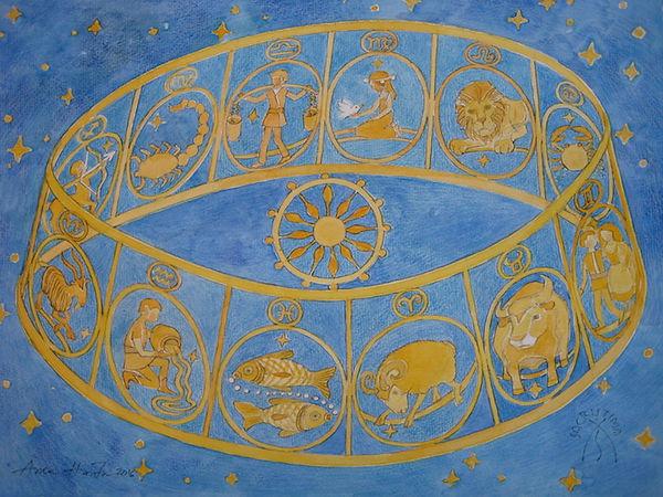 Anca Hariton Sacristima Zodiac