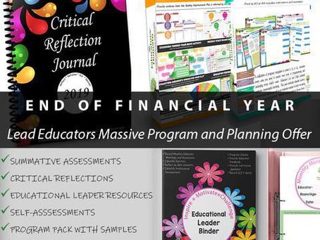 Lead Educator/Group Leader Ultimate Program and Planning Set