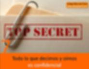 Código Ético del Tarot, todo lo que decimos y oímos es confidencial