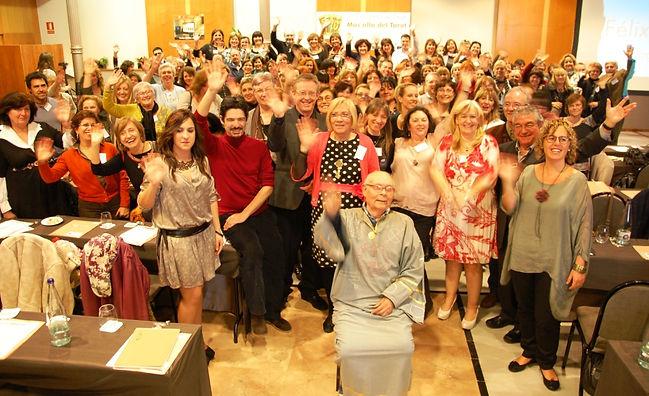 Celebrado en Barcelona el 22 de marzo de 2014, organizado por la Escola Mariló Casals
