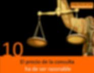 Código Ético del Tarot, el precio de la consulta ha de ser razonable