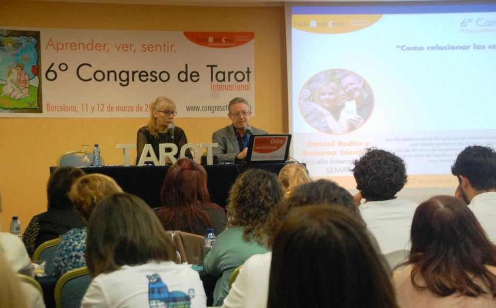 Daniel Rodés y Encarna Sánchez