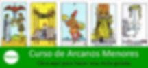 Curso Online de Tarot, Arcanos Menores