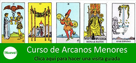 Curso Tarot Online Arcanos Menores
