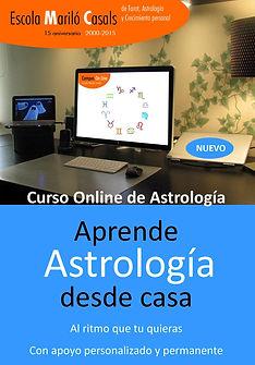 Curso Online de Astrología, aprende desde casa