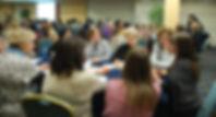 Dinámica de grupo, sexto congreso de Tarot