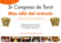 Descarga el dossier del Tercer Congreso de Tarot