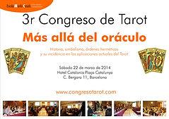 Descarga dossier Tercer Congreso de Tarot
