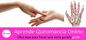 Curso de Quiromacia online