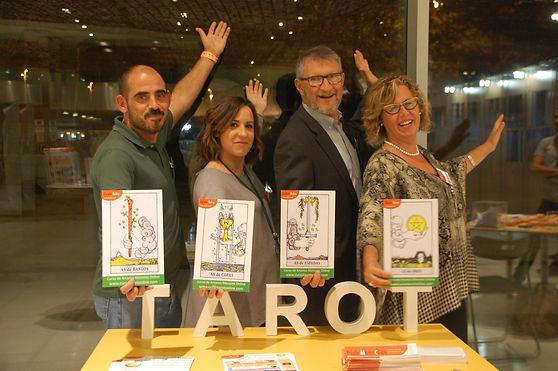 Presentación del curso de Tarot online