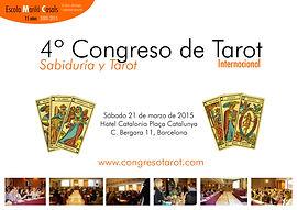 Descarga el dossier de presentación del Cuarto Congreso de Tarot