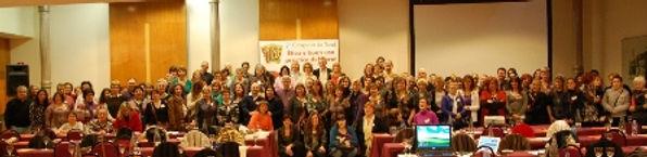 2º Congreso de Tarot celebrado en Barcelona el 9 de marzo de 2013, organizado por la Escola Mariló Casals