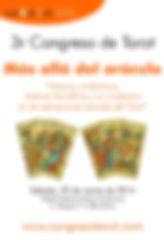 Descarga del díptico del Tercer Congreso de Tarot