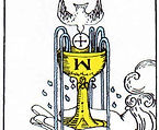 Imagen que ilustra el apartado de origenes e historia del Curso de tarot a distancia del Campus Online de la Escola mariló Casals