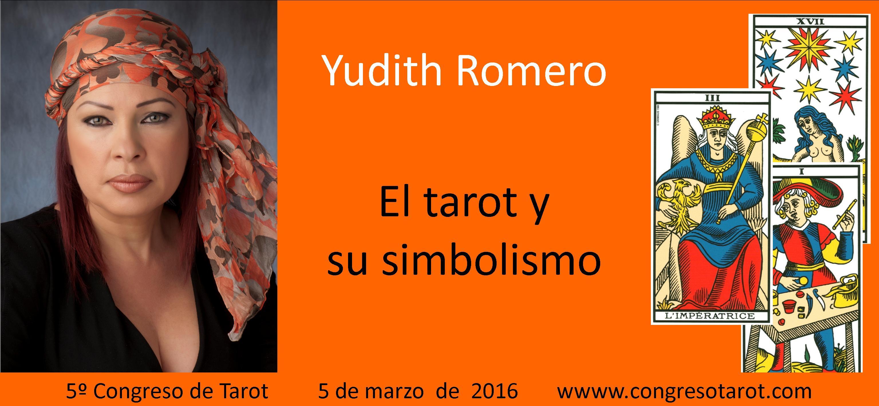 Yudith Romero Banner ponencia
