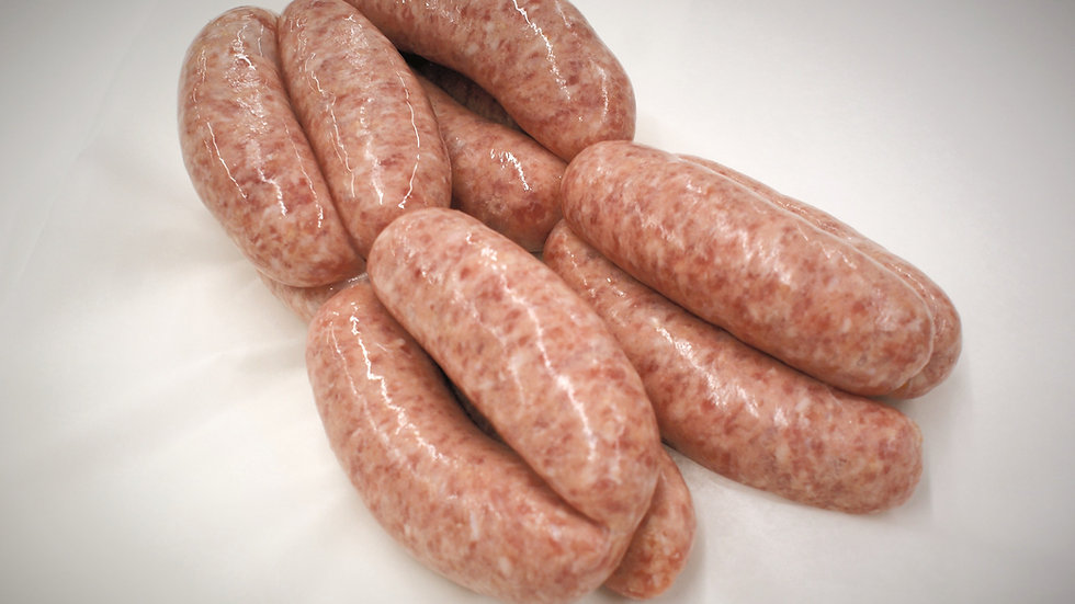 6 X CLASSIC BUTCHERS THICK PORK SAUSAGES