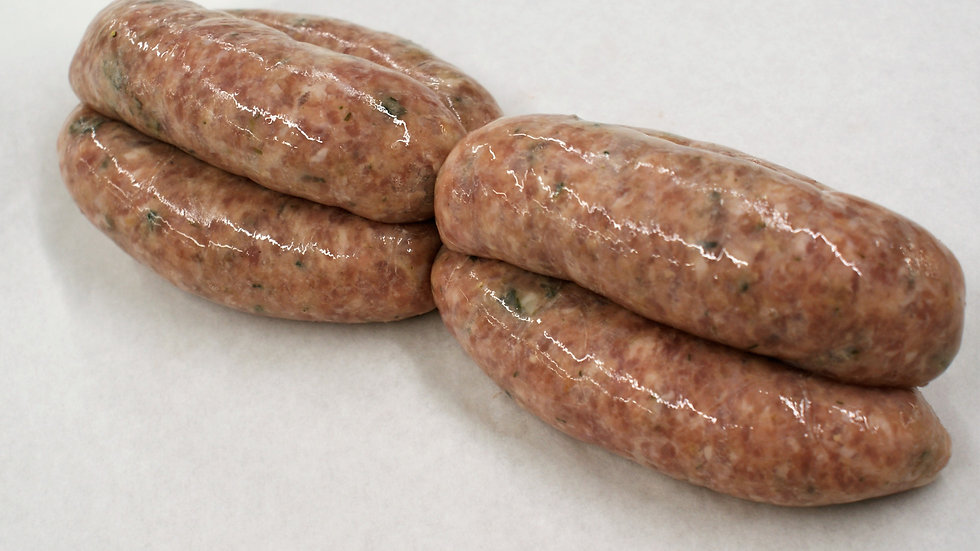 6 X THICK CUMBERLAND SAUSAGES
