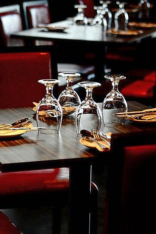 India 101 Table Setting