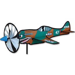 20 in. Airplane Spinner - P-40 Warhawk