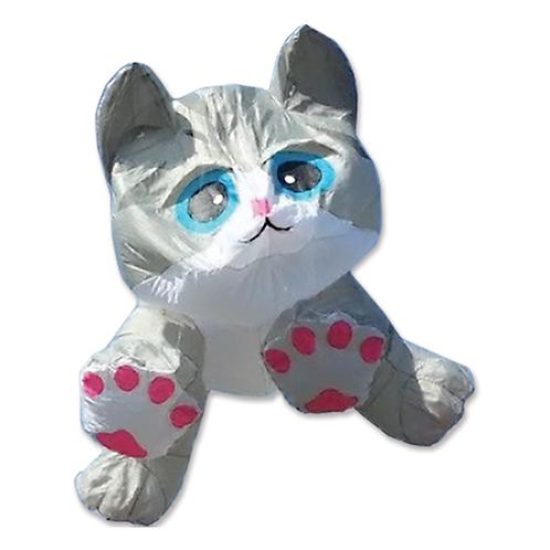 8 ft.  Tabby Kitten Line Device for Kites