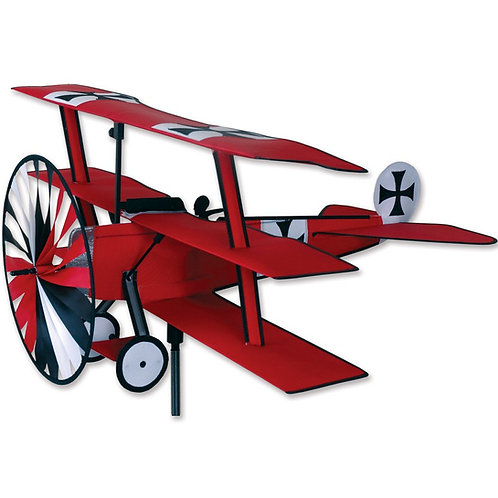 Airplane Spinner - Fokker Tri-Plane