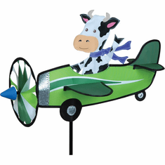 Pilot Pal Spinner - Cow