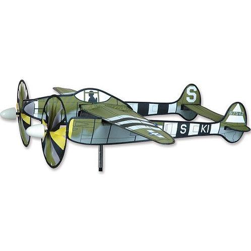 Airplane Spinner - P-38 Lightning