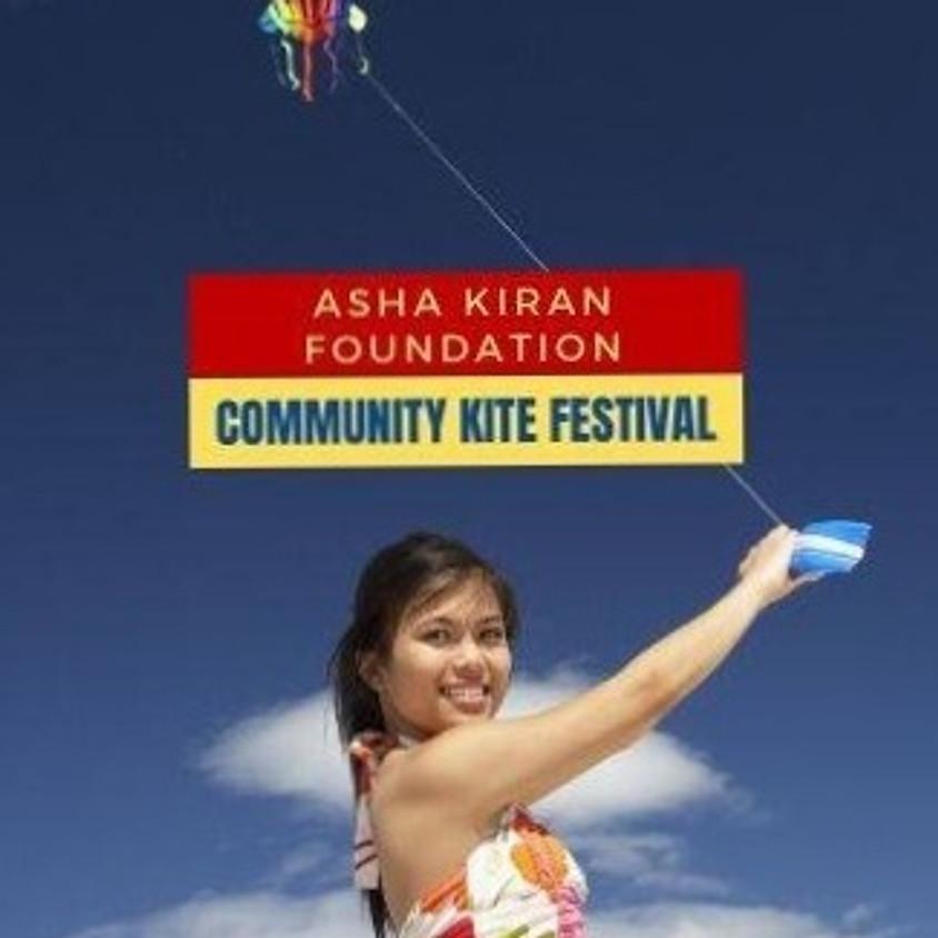 Asha Kiran Community Kite Festival