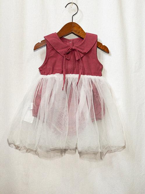 チュール ロンパース Baby サイズ70,80