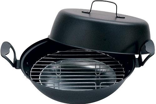 鉄製燻製鍋27cm