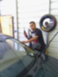 repairing a window motor